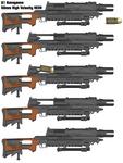 Avengance 50mm HESH Grenade Launcher