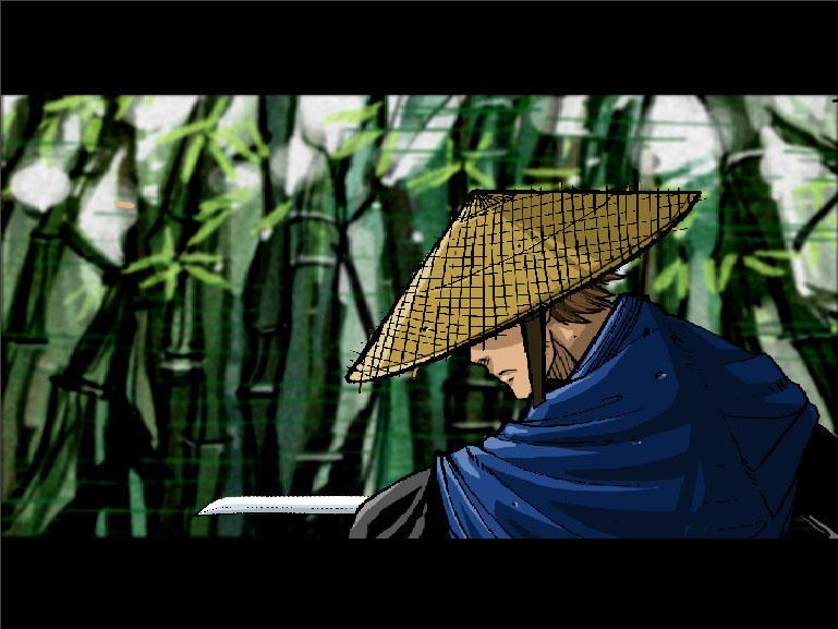 2D Animation Demo by Hideyoshi