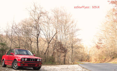 1989 325iX by StuffyMcbPb