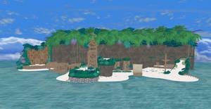 (XPS) Destiny Islands (Other side)