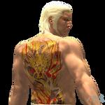 Ryuji Shirtless