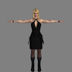 (REUP) Sarah Bryant Dress by rexil