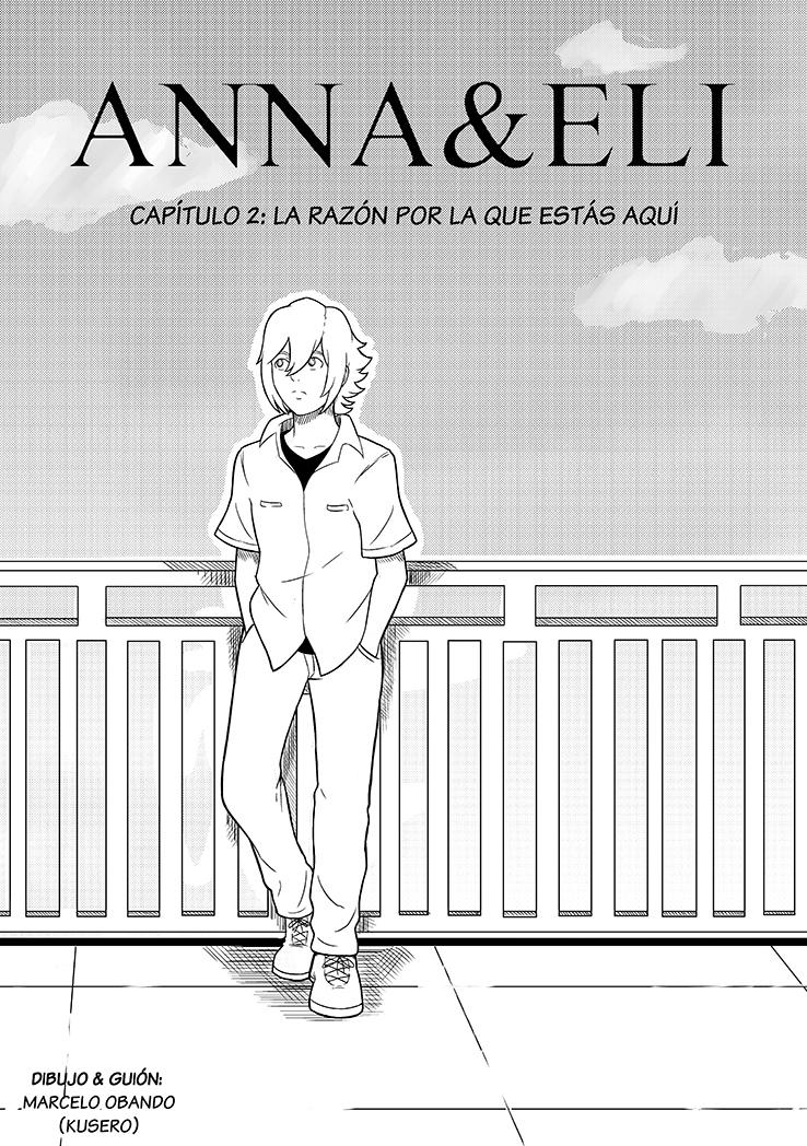 Anna y Eli Capitulo 2 -Descargable- by kusero93