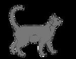 Cat Lineart [1]