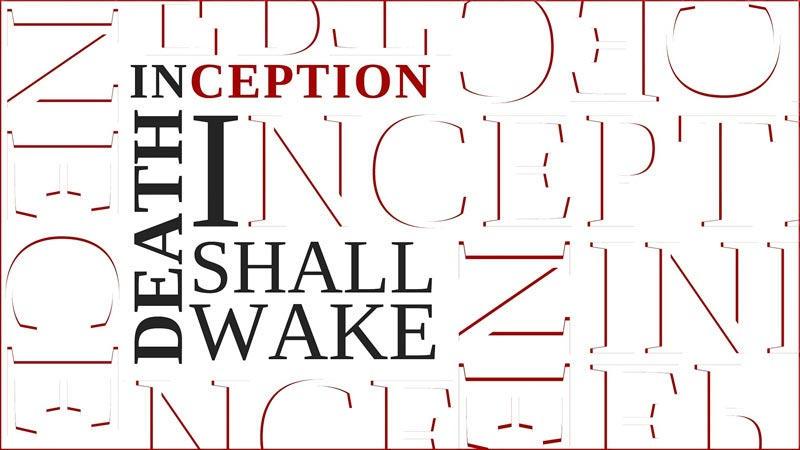 Inception Fan art by ritwik-mango