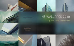 NS WALLPACK 2019 by nosphere