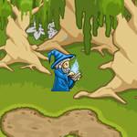 Wizard Frost Blast Animation for Pyrrhic Studios by Wundertastisch