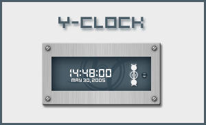 Y-Clock by Jan-Oscar