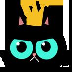 The Purring King by s4yo