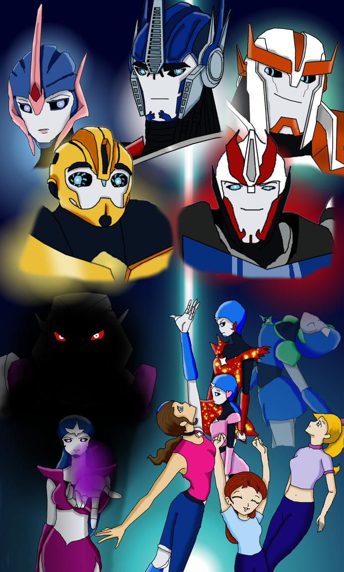 Transformers: Star Elements Chap 1 by Saoswife on DeviantArt