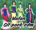 CDMU MULAN PACK