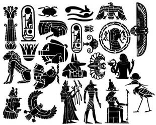 Ancient Egypt by dirkhc