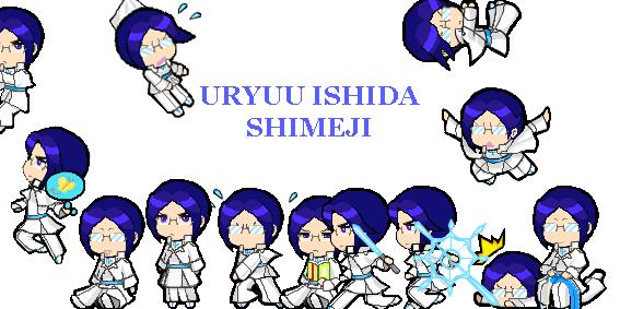 Uryuu Ishida Shimeji by KN-KL