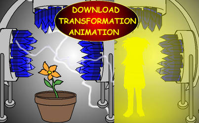 Flora Transformation Normal Plant to Humanoid Girl by florapolitis