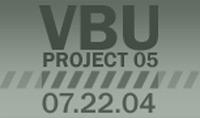 VBU - Project 05 - Devices by vbu