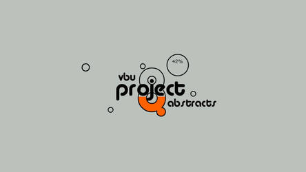 VBU - Project 08 - Abstracts by vbu