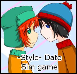 SP date sim -style- by CariAguilar