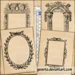 14 old frames