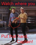 Watch The Hand, Kirk