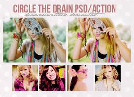 circle the drain psd by Dinosaursattack