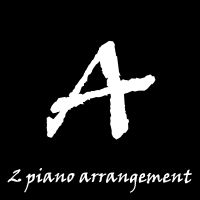 D.J.Amuro - A (2 piano arrangement)