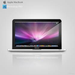 Macbook PSD