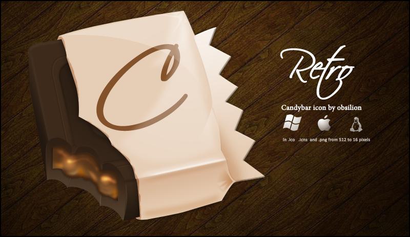 Retro Candybar by obsilion