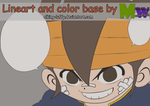 Endou Mamoru Color Base By alking-Luffy