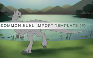 Common Kukuri Import - Female by Kuku-ri