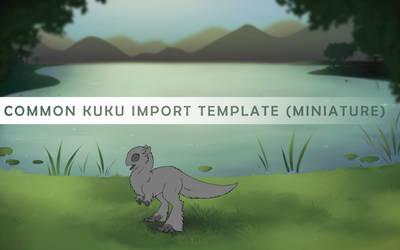 Common Kukuri Import - Miniature by Kuku-ri