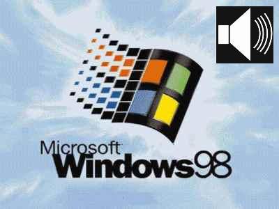 Windows 98 sound scheme by fadhilyudho