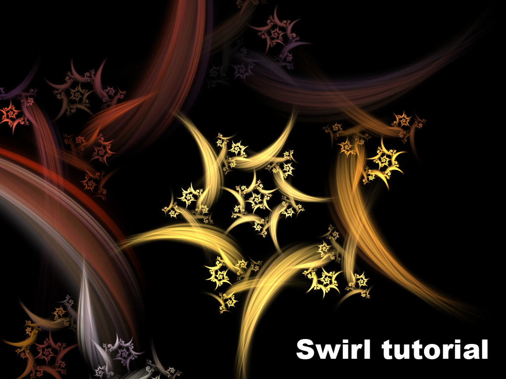 Swirl Tutorial by mfcreative