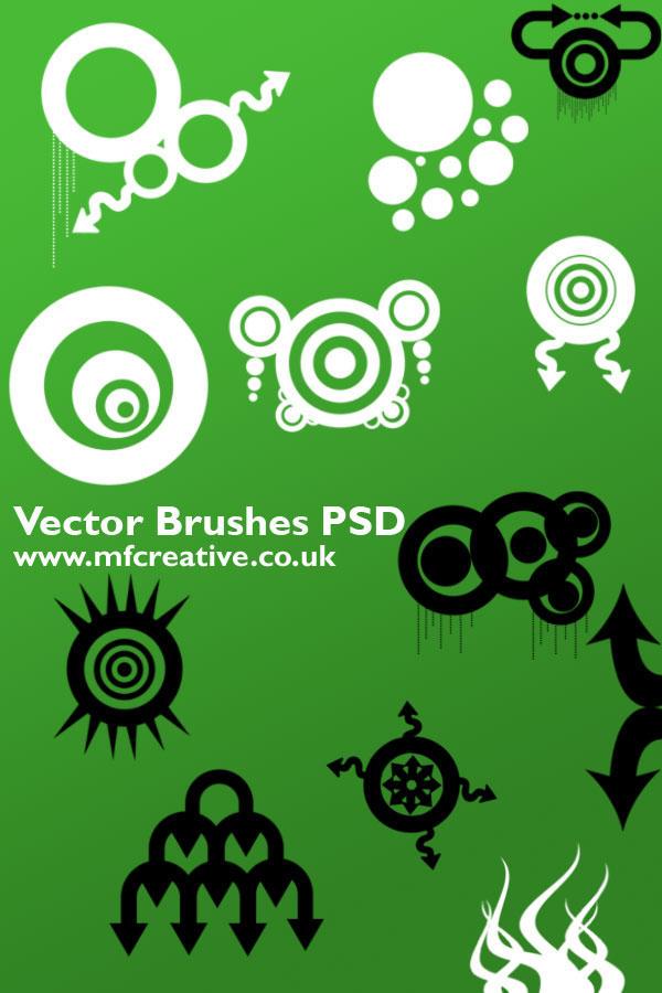 Vector PSD by mfcreative