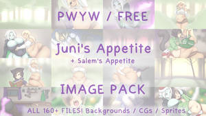 Juni's Appetite Image Pack - Free or PWYW