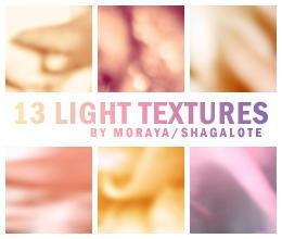 Light Textures by Moraya