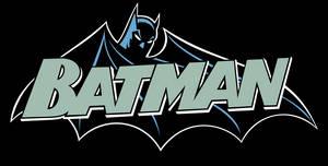 Vectored Batman Logo
