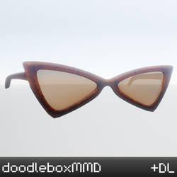 [+DL] Cateye Glasses