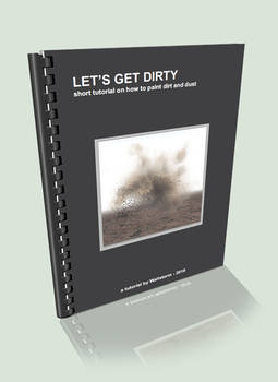 Painting dirt and dust