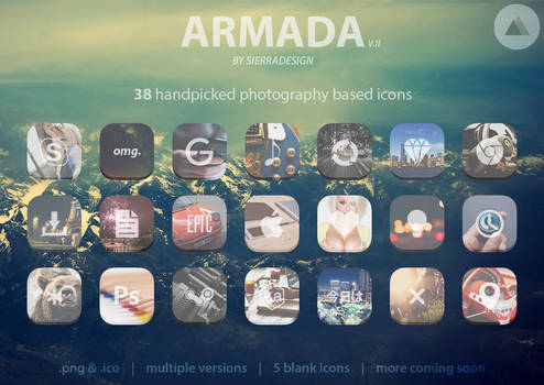 Armada Icon Pack