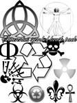 Symbol brushes