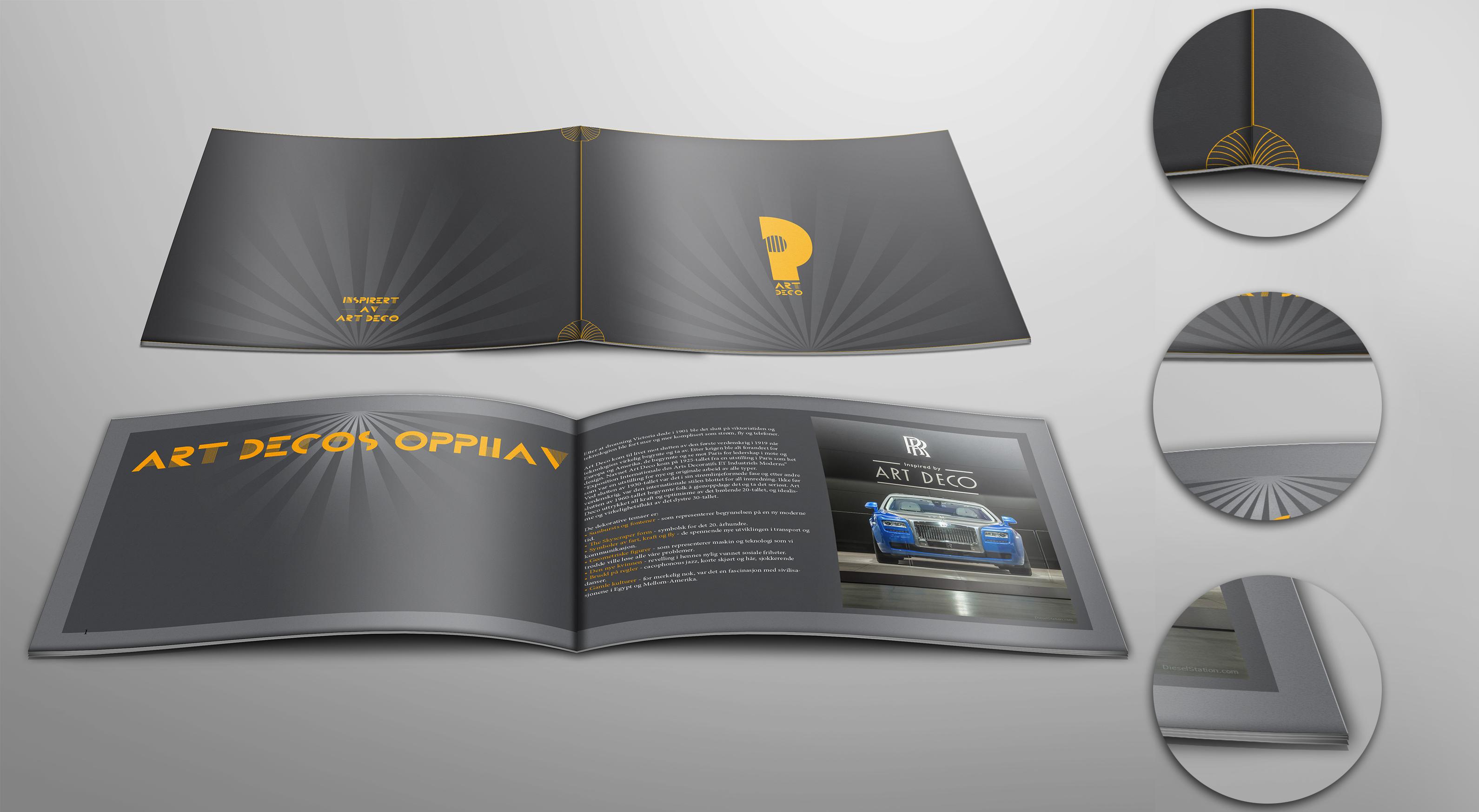 Brochure Mockup by stiannius