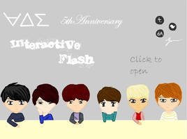 BEAST 5th Anniversary Flash Project by Love-and-Blades