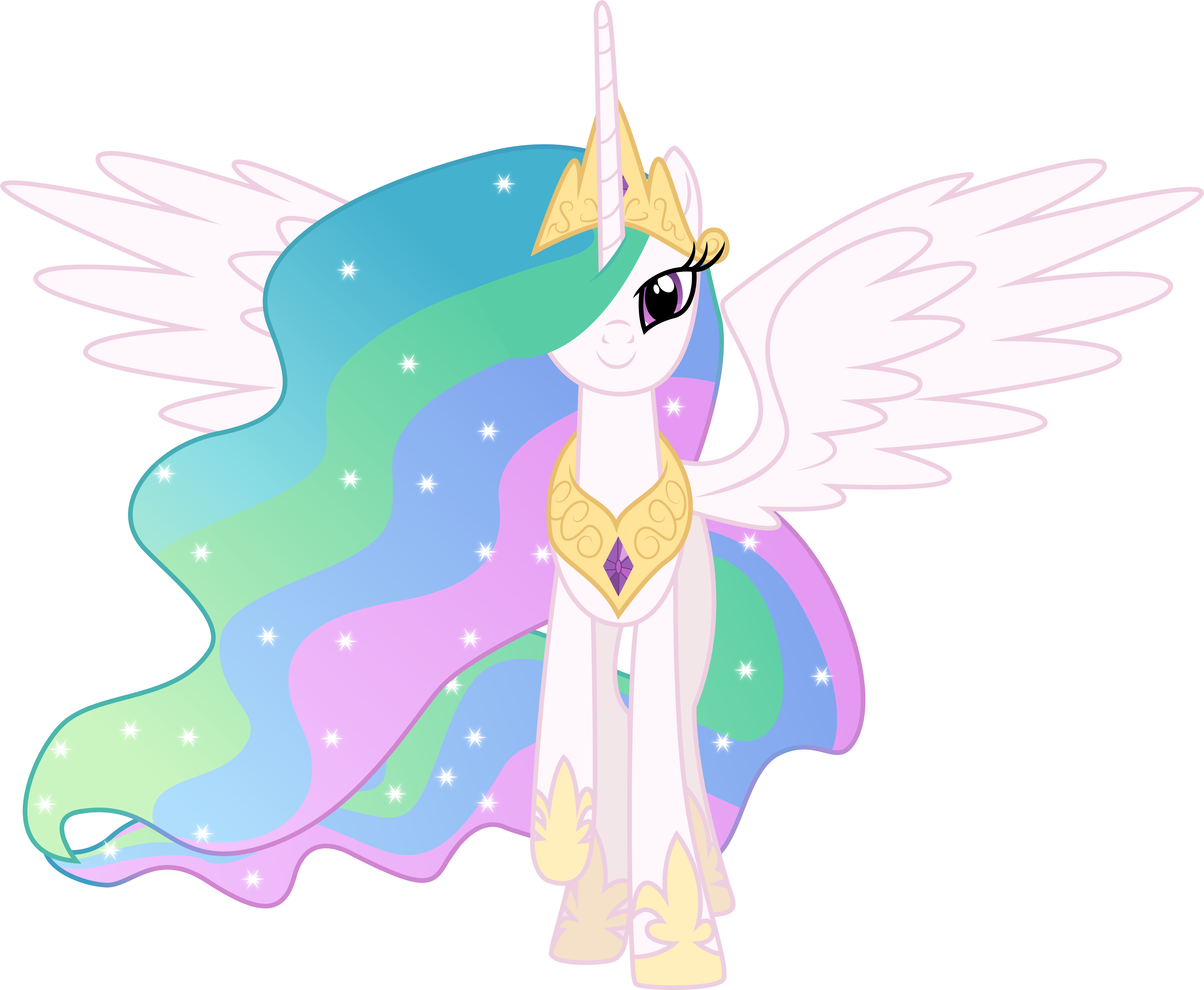 Princess Celestia Png Www Imgkid Com The Image Kid Has It A Picture Of Princess Celestia