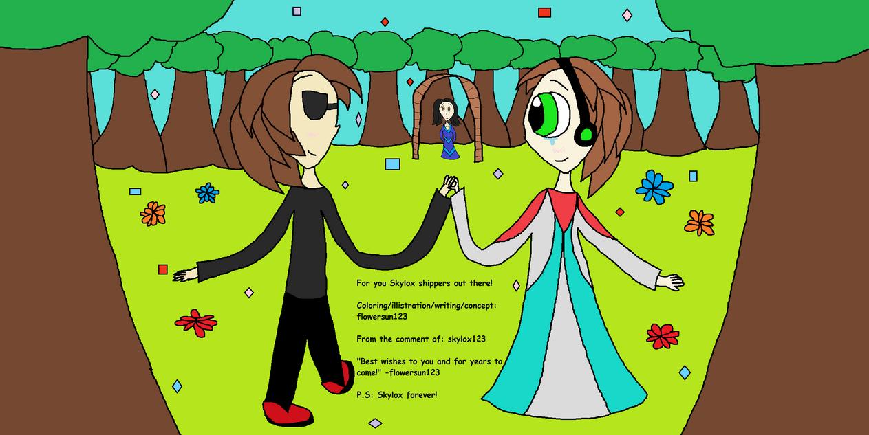 how did sky and deadlox meet joe