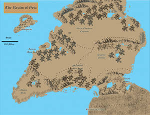 Map of Geia