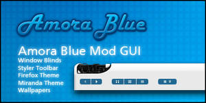 Amora Blue Mod GUI by Dracsucks