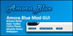 Amora Blue Mod GUI