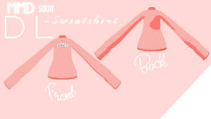 +DL - Sweatshirt [SOUR]