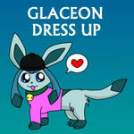 Glaceon Dress Up