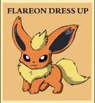 Flareon Dressup v2.0.1